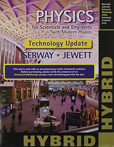 Physics for Scientists and Engineers with Modern