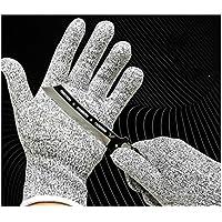 Barbecue Handschuh Schnittschutzhandschuhe Food Grade Level 5 Schnittschutzhandschuhe für Sicherheitsküche und Outdoor (S) Grillen Handschuhe