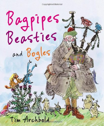 Bagpipes, Beasties and Bogles (Picture Kelpies)