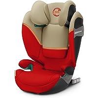 CYBEX Gold Kinder-Autositz Solution S i-Fix, Für Autos mit und ohne ISOFIX, 100 - 150 cm, Ab ca. 3 bis ca. 12 Jahre…