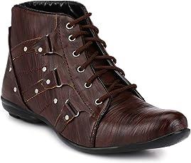 JOKATOO Brown Boot