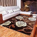 KYDJ Europeo moderno salotto divano letto americano caffè Tabella Mat tappeto (colore, dimensioni opzionale) ( Colore : I )