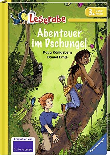 Abenteuer im Dschungel (Leserabe - 3. Lesestufe)
