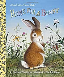 Home for a Bunny (Little Golden Board Book) by Margaret Wise Brown (2015-01-06)