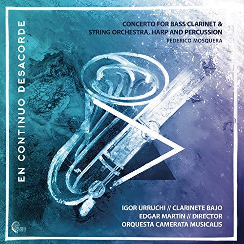 Concerto for Bass Clarinet & String Orchestra, Harp and Percussion: II. Allegro Scherzando - Lento Misterioso - Allegro Scherzando