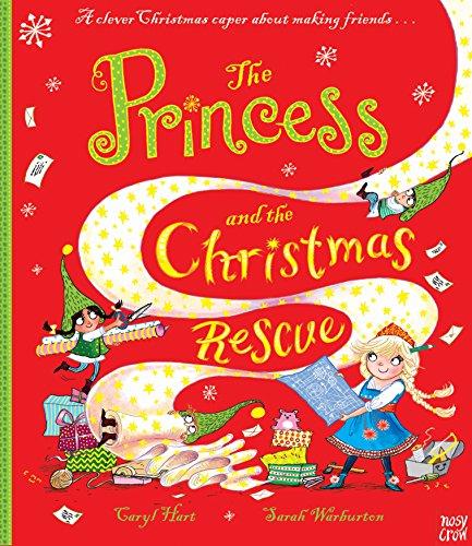 The Princess and the Christmas Rescue (Princess Series) por Caryl Hart
