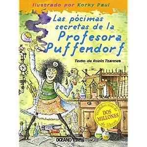 Las pócimas secretas de la profesora Puffendorf (Álbumes)