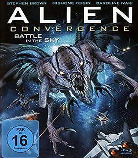Alien Convergence - Battle in the Sky [Blu-ray]