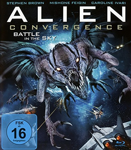 Alien Convergence - Battle in the Sky [Blu-ray]