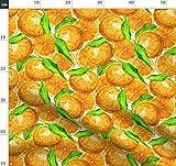 Orange, Obst, Wasserfarben, Gemalt, Zeichnung, Aquarell
