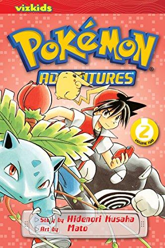 Pokemon adventures. Volume 2