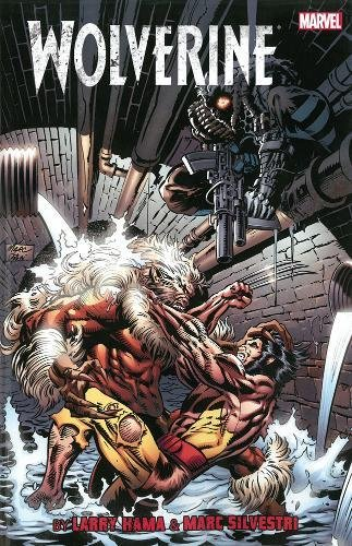 WOLVERINE BY HAMA AND SILVESTRI 02