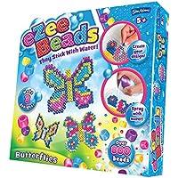 """John Adams """"Ezee Beads Butterflies"""" Craft (Multi-Colour)"""
