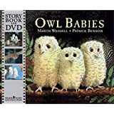 Owl Babies (Book & DVD) by Waddell, Martin ( 2009 )