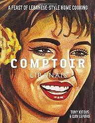 Comptoir Libanais by Tony Kitous (2013-09-12)