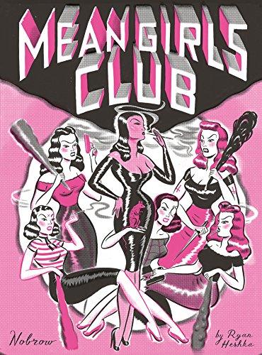 Mean Girls Club (17x23)
