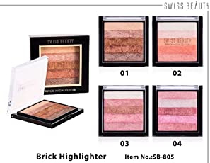 Shoecom Shimmer Highlighter (SB-805-03)