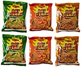 #10: Maggi Hotheads Assorted Pack, 71g (Pack of 6)