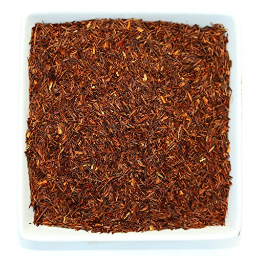 Tealyra - Pure Rooibos Red Herbal Tea - African Red Bush Loose Leaf Tea - High in Antioxidants - Relax - Detox - Low Blood Pressure - Kids Welcome - Caffeine-Free - 150g