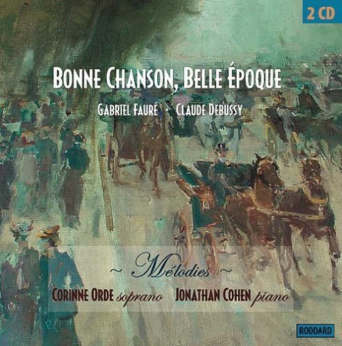 Bonne Chanson Belle Poque by Orde (2008-05-27)