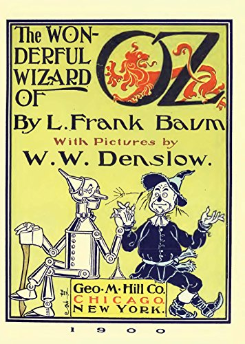 The Wonderful Wizard of Oz (1900 First Press) (English Edition ...