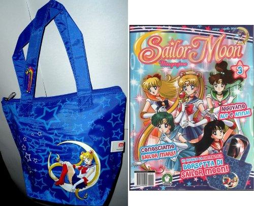 Sailor Moon Magazine 3 + Borsetta con Cerniera