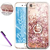 Telecharger Livres iPhone 6S Bling Coque iPhone 6 Glitter Coque iPhone 6S Case iPhone 6 Case iPhone 6S Dual Layer Plastic Coque Liquide Silicone Cases Covers EMAXELERS iPhone 6S Coque 3D Bling Glitter Cristal Quicksand Transparent Liquide Silicone Coque Etui Housse with Ring Kickstand iPhone 6S Coque Cristal Bling Glitter Diamant Modele etui de protection Housse Cristal dur Plastique Liquide Cas Cover Coquille pour iPhone 6S 6 4 7 Inch Pink Diamond with Ring Kickstand (PDF,EPUB,MOBI) gratuits en Francaise