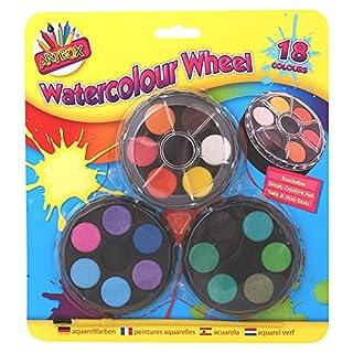 ArtBox Watercolour Paint Box