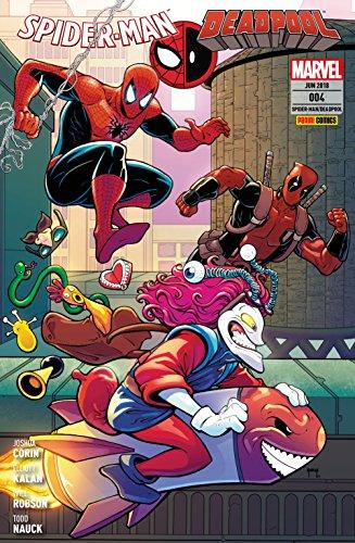 Spider-Man/Deadpool Vol. 4: Jagd auf Slapstick