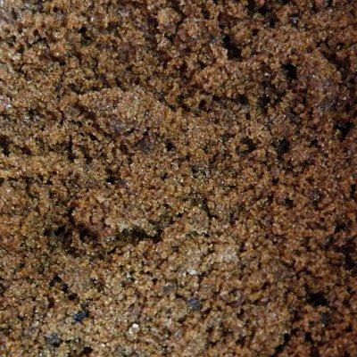 1kg Muscovado Zucker dunkel, reiner Vollrohrzucker aus Mauritius ohne Zusätze