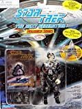 Captain Picard als Locutus of Borg - Actionfigur - Star Trek The Next Generation von Playmates