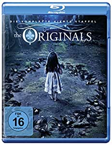 The Originals -  Die komplette Staffel 4 [Blu-ray]