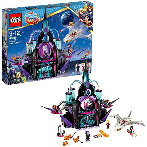 LEGO DC Super Hero Girls 41239 - Der dunkle Palast von Eclipso (Invisible Kid Kostüm)
