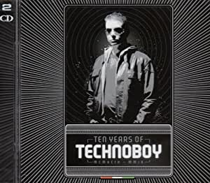 10 Years of Technoboy 2 CD [Import anglais]
