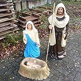 Heilige Familie (3 teilig) - Weihnachtsfiguren - WN004