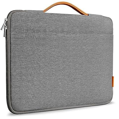Inateck Microsoft Surface Pro 3 - Surface Pro 4 Housse de sac gris foncé