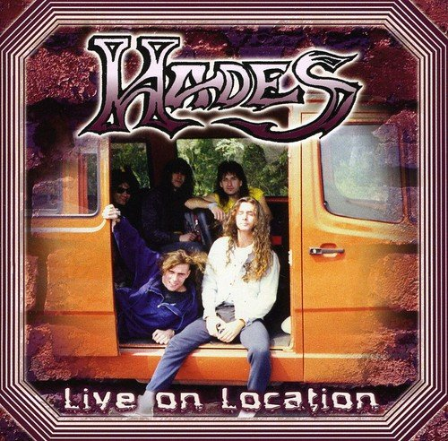 Hades: Live on Location (Re-Release) (Audio CD)