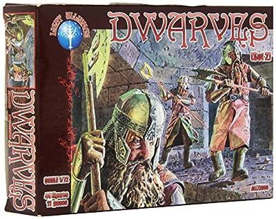Alliance ALL72008 - Modellbausatz Dwarves, 2-er Set von Alliance