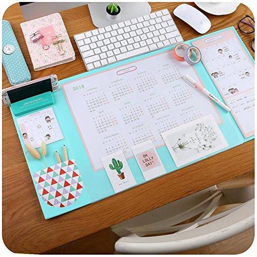 Multifunktionale Schreibtischunterlage, 25,6 '' x 12,6 '' Wasserdichte...