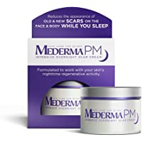 Mederma PM Intensive Overnight Scar Cream - Reduces the Appearance of Old & New Scars on the Face & Body While You Sleep…
