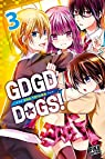 GDGD Dogs, tome 3 par Toyama