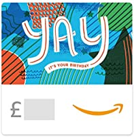 Yay It's Your Birthday - Amazon.co.uk eGift Voucher
