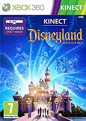 Disneyland adventures (jeu