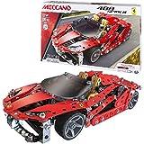 Meccano Ferrari 488 Spider- Juego de construcción, 305 piezas