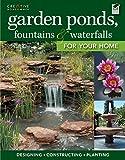 Garden Ponds, Fountains & Waterfalls