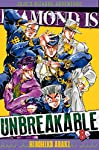 Diamond is Unbreakable - Jojo's Bizarre Adventure Saison 4 Nouvelle édition Tome 8