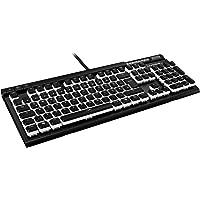 HyperX Pudding Keycaps - Vollständiger Tastensatz- ABS - DE Layout - OEM Profil - Schwarz