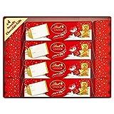 Lindt Lindor Novelty Cracker Gift Set, 340 g, Pack of 4