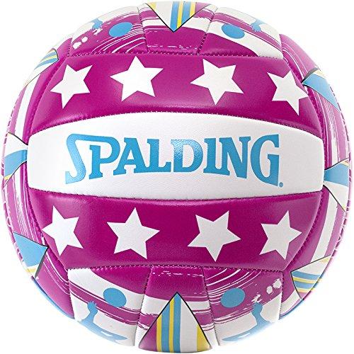 Spalding Ball Beachvolley Miami 72-323Z - Balón de volleyball para ex