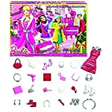 Mattel Barbie Adventskalender - 2